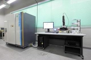 X線電子分光分析装置