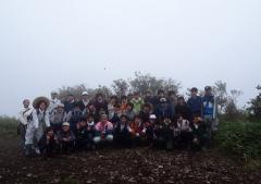 飯盛山の野生生物調査