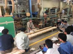 木工道具の説明