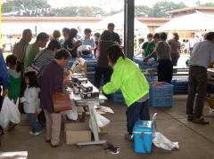 農場生産品の販売
