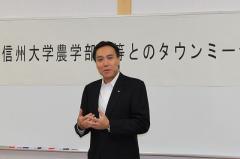 阿部長野県知事