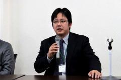 信州大学農学部松島憲一准教授