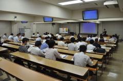 信州大学農学部は、日本家禽学会 2017 秋季大会、日本畜産学会 第123 回大会を開催中であり、合同シンポジウムの参加者は、100 名を超えた