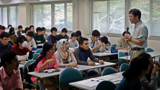 Autumn Study Program in Faculty of Agriculture, Shinshu University 2017を実施しました