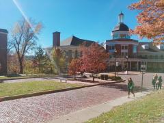 オハイオ大学のキャンパス