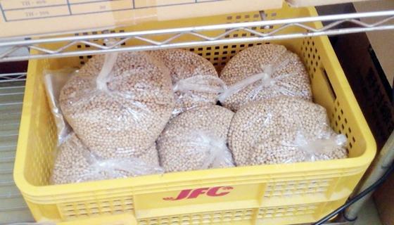 タイ・バンコクの納豆工房を視察しました