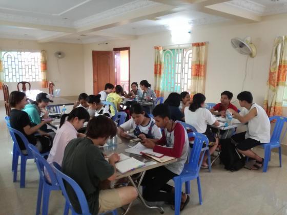 平成30年度海外農学実習「カンボジア農業・農村実習」
