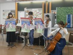 信州大学交響楽団による演奏