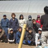 4/19野菜の定植・管理 PART1