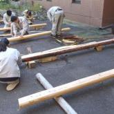 9月 木材工学演習③