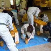 10月 木材工学演習⑥