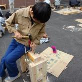 10月 木材工学演習④