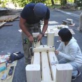 10月 木材工学演習⑤