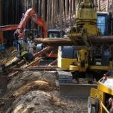 9月 木材生産システムの研修②