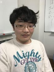 木村 藤一郎(B4)