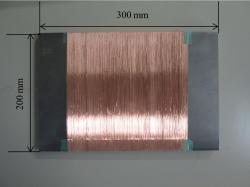 1)平板型環境磁界発電モジュール