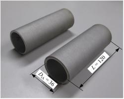 3)円筒磁気シールド