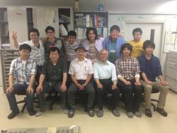 2015田代研究室集合写真