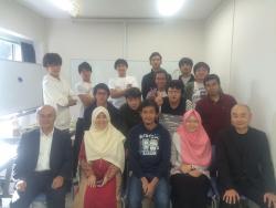 Tashiro Lab Party(20th, Oct, 2016)