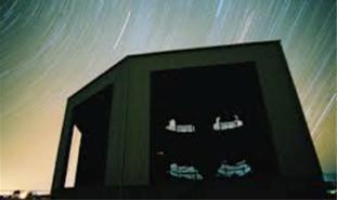 超高エネルギーな宇宙線の観測には、3m望遠鏡が数十台も必要だ