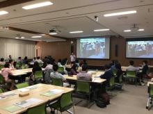 「PIPCセミナー ベーシック・コース in 信州大学」が開催されました。