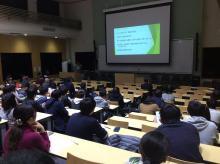 「地域医療実習報告会」が開催されました