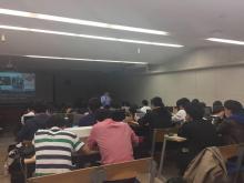 第1回「地域医療」(医学科3年生)講義