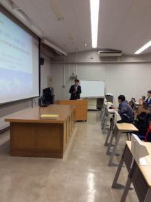第3回「地域医療」(医学科3年生)講義