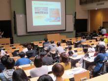 「地域医療実習」の報告会を開催しました