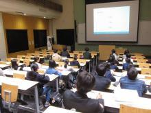 松本県ヶ丘高校「信州大学医学部・附属病院見学会」を開催しました