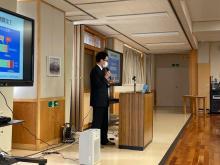 諏訪清陵高等学校附属中学2年生 医学部講座(出張講座)を開催しました