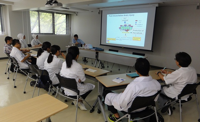 Short-term Elective Training for Foreign Medical Students|Shinshu