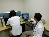 <泌尿器科>ロボット支援手術をトレーナーで模擬体験