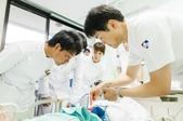 <循環器内科>心血管集中治療室での学生実習