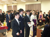 卒業式・学位記授与式