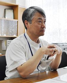 独立行政法人国立病院機構 まつもと医療センター 院長 北野喜良先生