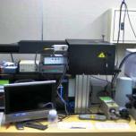 ラマン散乱スペクトル測定装置