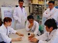 原子サイズの「ナノ材料」でエネルギー革命|繊維学部准教授 杉本渉
