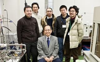 Katsumi Kaneko Research Group