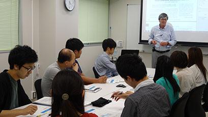 Lecture in Shinshu.JPG