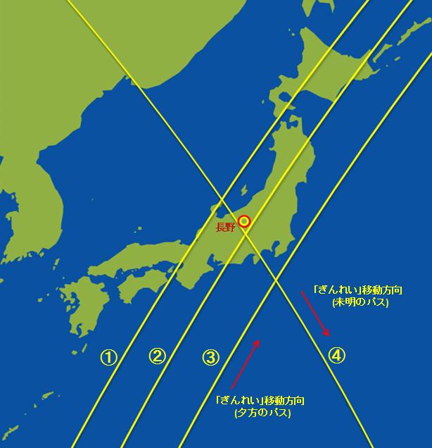 10月22日~29日のLED点灯実験の予定