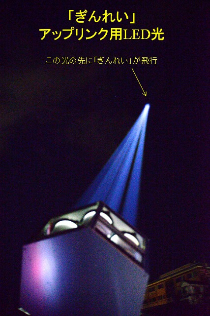 アップリンク用LED