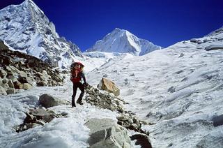 ヒマラヤ山脈の登山
