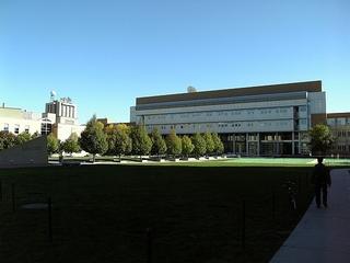 工学部門の建物