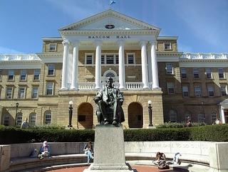 バスコムホール ウィスコンシン大学