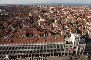 ヴェネチアの街並
