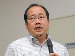 朴虎東教授