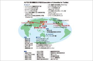 国際連携で地球規模の視点