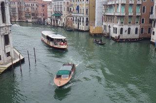 ヴェネチアの河川