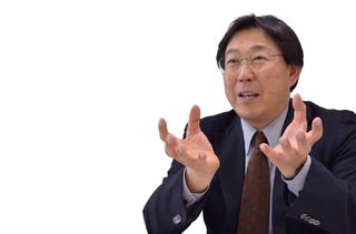 森川英明教授